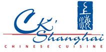 CK' Shanghai - Menu